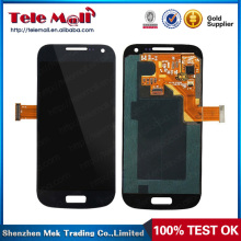 Factory directly provide for Samsung Galaxy S4 mini I9190 LCD Touch Screen Glass Bracket Frame 3M Gule Sticker Adhesive