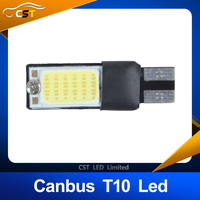 White COB LED T10 168 194 2825 W5W 2886x Bulbs Car Vehicle Light