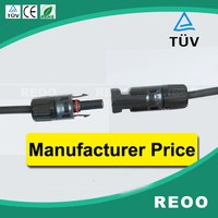 TUV approval Photovoltaic Solar MC4 connector
