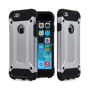 Dustproof Shockproof SGP Hybrid Rubber Hard Armor Case Cover For iPhone 8, iphone8 Ring Armor case