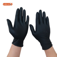 SHINEHOO Food Industrial Work Gloves Disposable Safety Gloves Gloves For Hair Washing