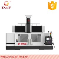 Defeng Machine DF series bridge style cnc machine for mold making cnc 3d molding machine