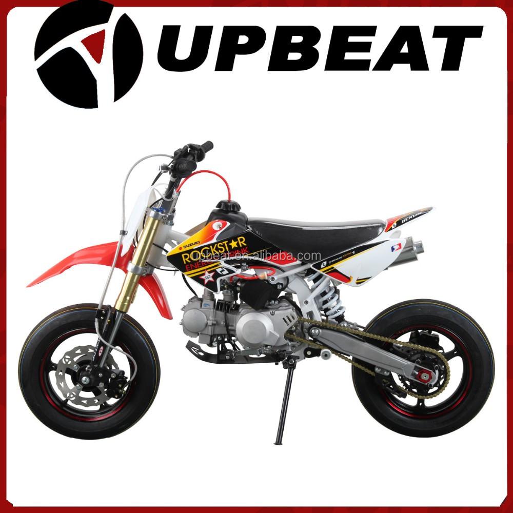 upbeat 125cc motard pit bike supermoto pit bike motard buy 125cc dirt bike motard 140cc dirt. Black Bedroom Furniture Sets. Home Design Ideas