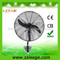 220V large high speed cool cheap industrial wall mounted fan