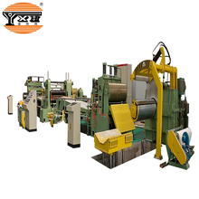 1350 Hydraulic steel coil slitting machine with high quality