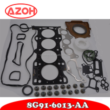 8G91-6013-AA Engine Gasket Kit Full Set Overhaul For F(ord) M-ondeo 2.3 Oil Seal