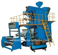 Rotational Die PP Film Extrusion Machine(RS-55-FM600)