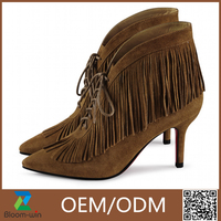 Hot sales high quality winter women boots in europe cheap price for sale