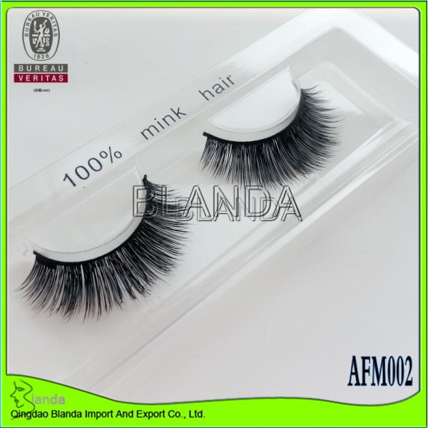 Grade 5A Top Quality Mink Eyelashes Eyelash Max2