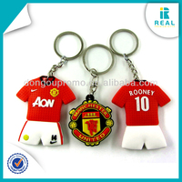 Promotional Floating Neoprene Keychain Key Holder Ring