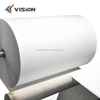 roll quick dry 58gsm heat transfer sublimation paper/papel de transferencia de sublimacao for sublimation ink