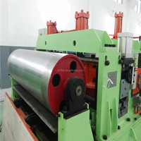 Automatic Coil Metal Slit Machine Slitting