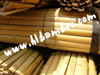 Durable Split bamboo fence (HL-SBF)