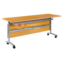New 2018 School Furniture Wood Library Reading Table for Students