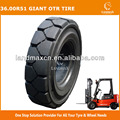 4.00-8 5.00-8 6.00-9 7.00-12 7.00-15 8.25-15 Forklift Solid Tyre
