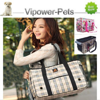 Wholesale Portable Dog Carrier Fashion Folding Pet Bag Multi-Purpose Pet Carrier Bag