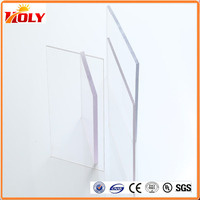 Construction and building material polycarbonate embossed sheet