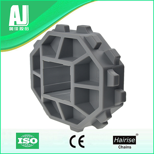 Hairise 20% cost saving nylon gear support <strong>wheel</strong>
