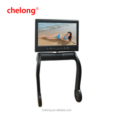 8088DVD 8.5 inch Car Central Armrest DVD Monitor with speaker