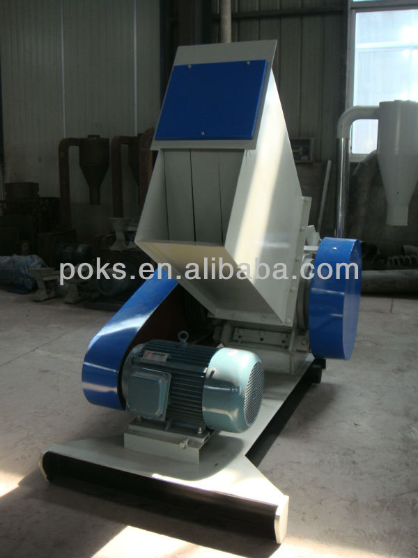 PVC pipe crusher/pipe crushing machine