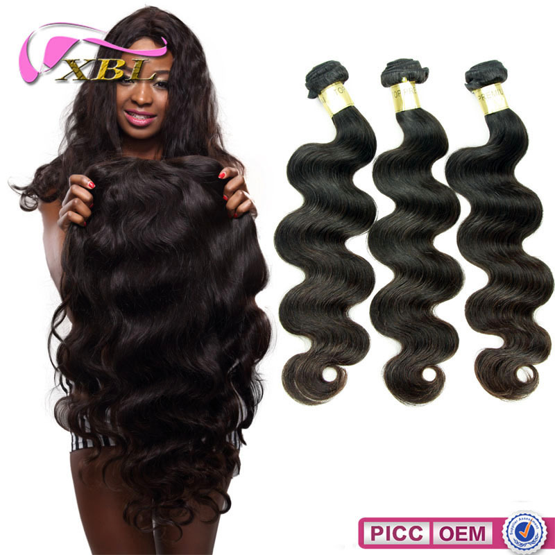 XBL Top 8A Virgin Human Hair Hot Sale In Alibaba Mongolian Body Wave Aliexpress Hair