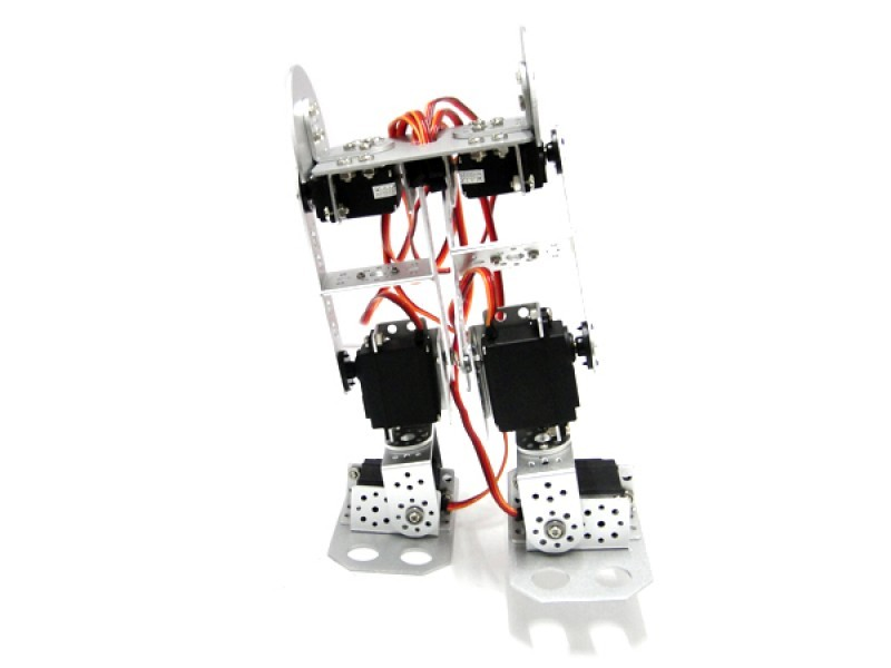 AS-6DOF Biped Robot for education and robot competition