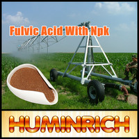 Huminrich Soluble Mixed With Npk High Quality Fulvic Acid Fertilizer Wholesale