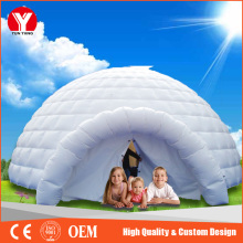 2016 hote high quality inflatable dome tent rental for outdoor event