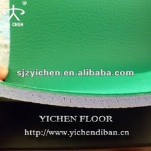 PVC Vinyl Basketball Gymnastic Floor For Indoor Sports Court