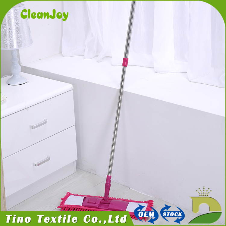 High Water Absorbtion Microfiber Magic Mop Cheap Price Clever Car Mop