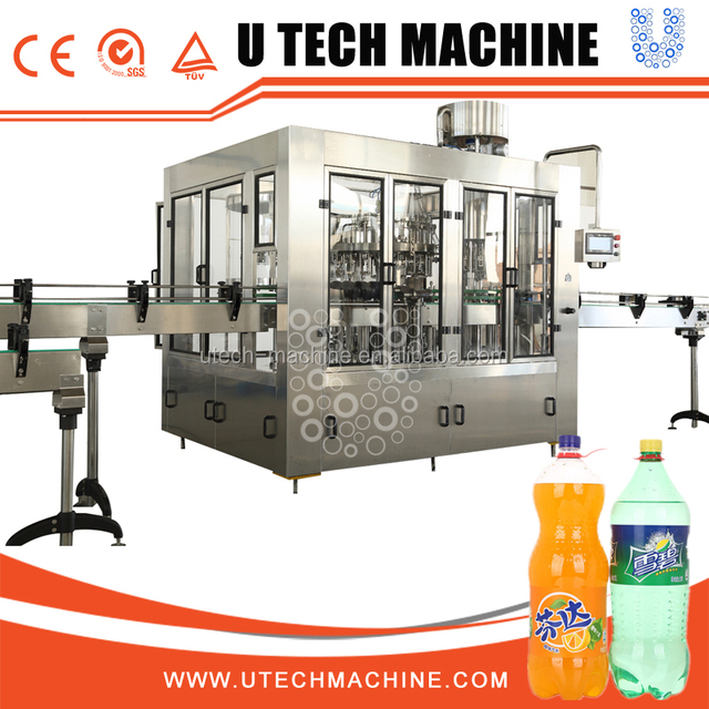 Food Stage Standard Carbonated Drink Equipment