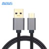 Aluminum casing Mobile devices data transfer and charging Cable USB3.1 Type-c