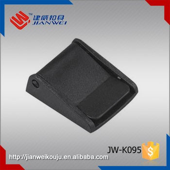 Wholesale plastic bag accessories,POM plastic insert buckle,Helmet buckle JW-K095