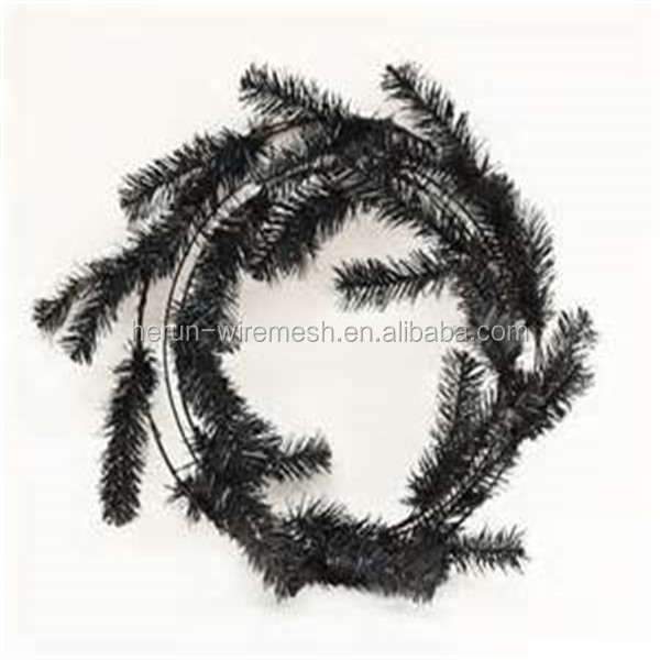 Metal Wire wreath frames work form