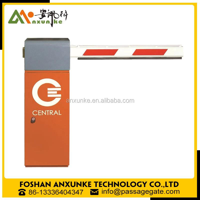 Alibaba china automatic hydraulic road barrier