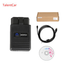 2017 Top-Rated MicroPod 2 Witech V-CI POD DRB III Scan Diagnostic Tool Latest Version V17 for Chrysler