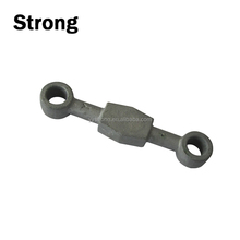 Low price OEM customized aluminum ADC12 casting parts with surface treatment