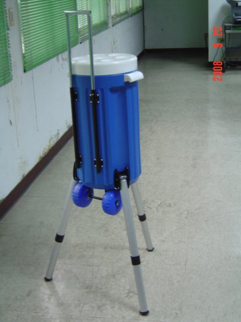 Water Cooler with wheel