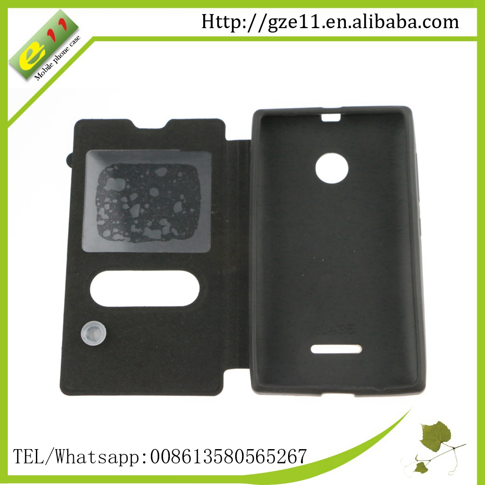 bumper case for nokia N435 hot selling mobile cases