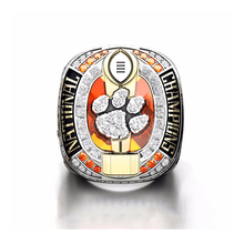 EN00019 JN Wholesale factory Size 11 2016 Clemson Tigers National Championship Rings replica for fans