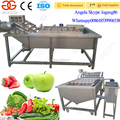On Sale Power Bubble Vegetable and Fruit Washing Machine With High Pressure