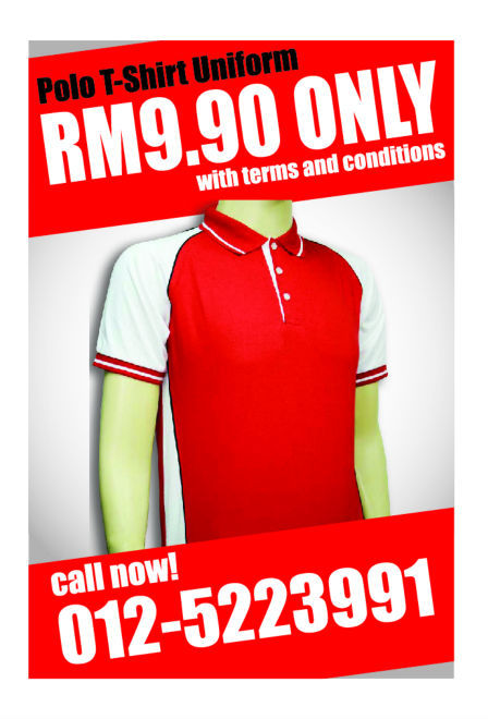 Polo Tee offer Item