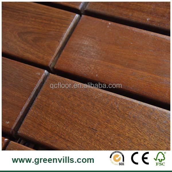 Best Selling Products IPE Deck warterproof decking wooden