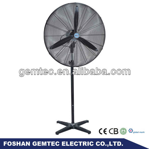 Powerful Big Electric Industrial Cheap Stand Fan