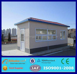 wood plastic composite container house
