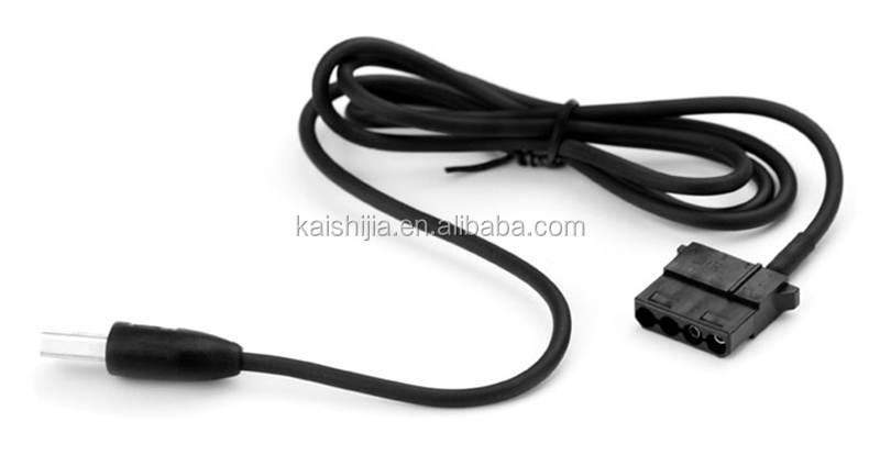 Wholesale Price 4 Pin Molex To Usb Adapter Cable For
