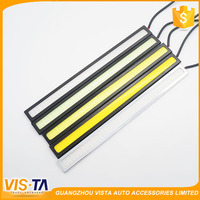 12V 76 Led clip colorful fashion bar car led light drl led daytime running light