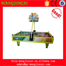 coin operated electronic hockey sports game machines Top World air hockey table arcade amusement machines