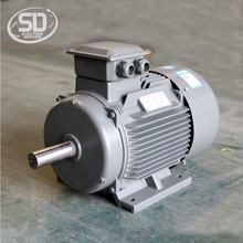 IE2 160M 4 pole 1500rpm 3 phase 15hp induction electric motor 11kw