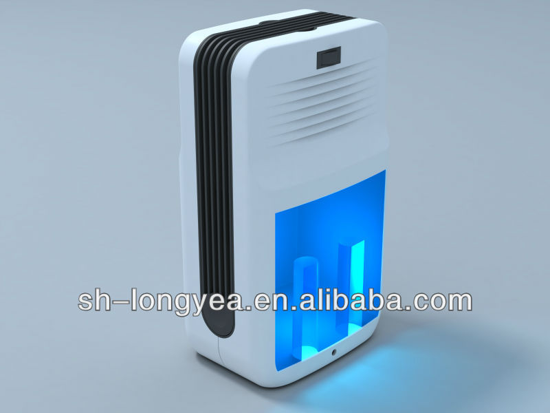 Home Mini Dehumidifier with LED UV lamp
